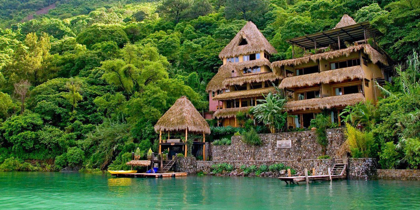 Laguna Lodge Guatemale