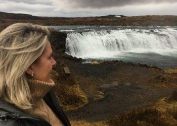 Reiswijf op IJsland